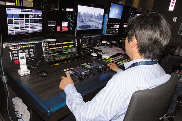 Fuji Television Network, Inc  | Case Studies | Broadcast and