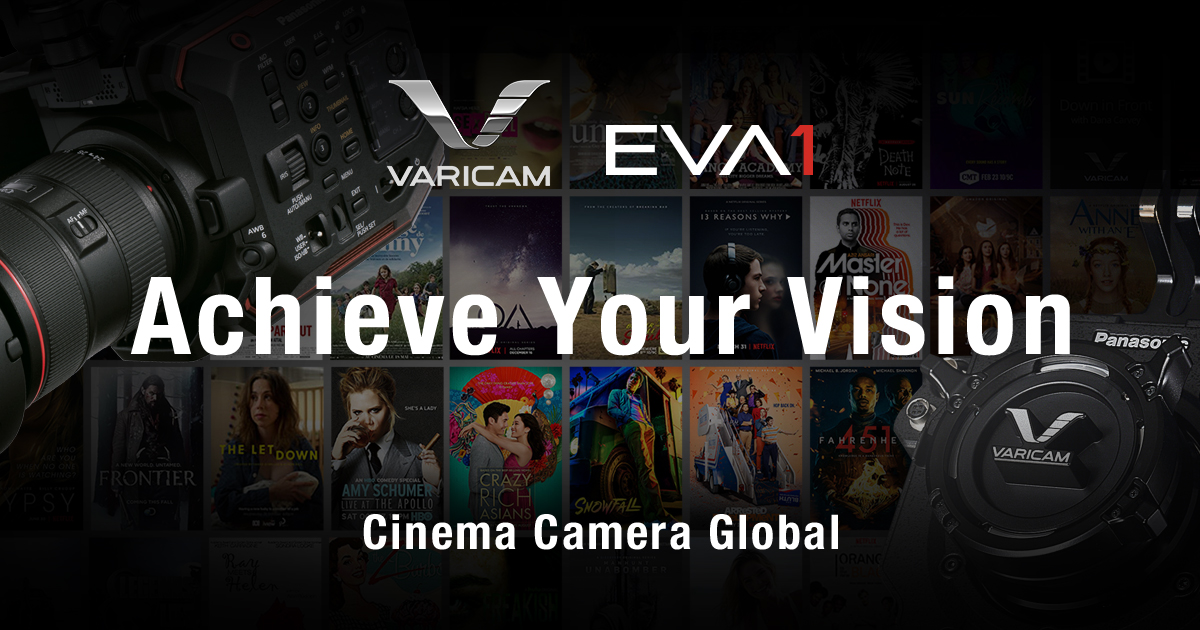 VariCam/EVA1 | Cinema Camera Global | Panasonic