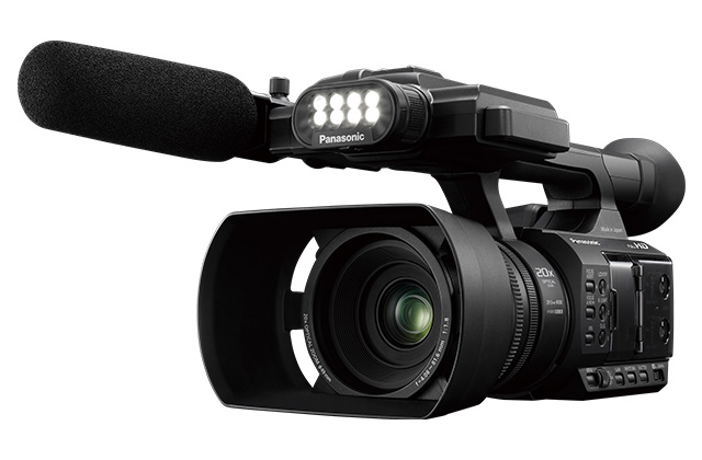 Panasonic Camcorder With Manual Focus Ring