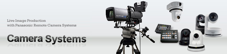 Panasonic's HD Remote Camera Lineup delivers
