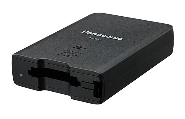 Download and install panasonic panasonic p2 series usb device.