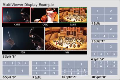 MultiViewer Display Example