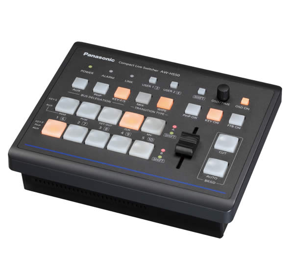 Aw Hs50 Switchers Amp Mixers Broadcast And Professional Av
