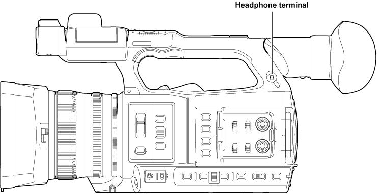 av headphone jack wiring diagram headphones operating instructions ag cx350 panasonic  operating instructions ag cx350 panasonic