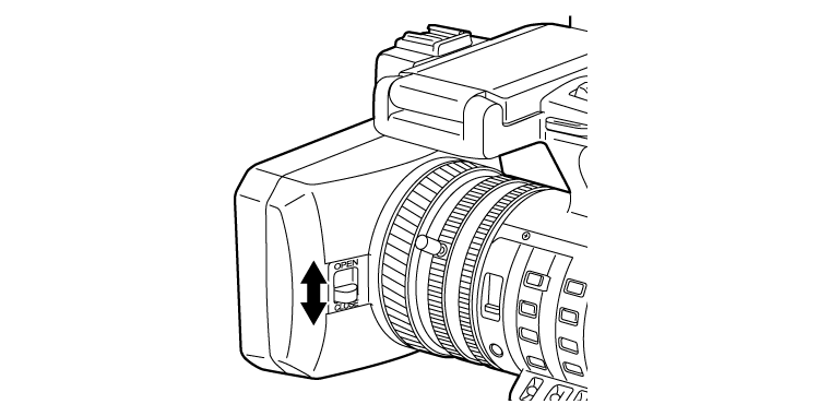 Attaching The Lens Hood